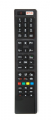 Hitachi  43HB16T72U  Tv Remote Control